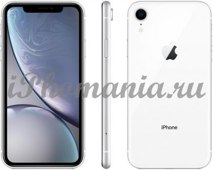 IPhone XR 64 Gb White без Face ID