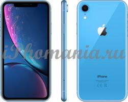 IPhone XR 128 Gb Blue без Face ID