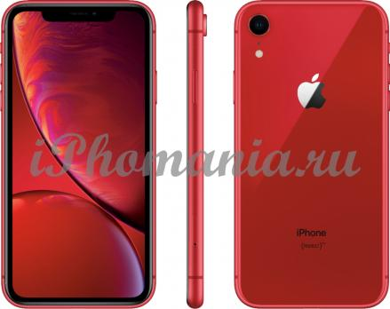 IPhone XR 128 Gb Red без Face ID