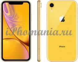IPhone XR 128 Gb Yellow без Face ID
