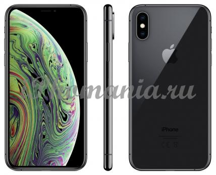 IPhone XS max 64 Gb Space gray без Face ID